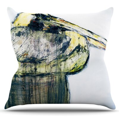 Oldtimer by Josh Serafin Outdoor Throw Pillow