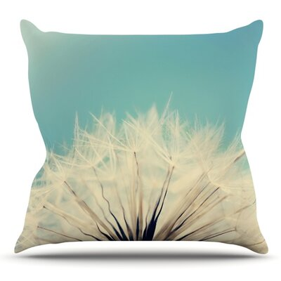 Shes a Firecracker by Beth Engel Outdoor Throw Pillow