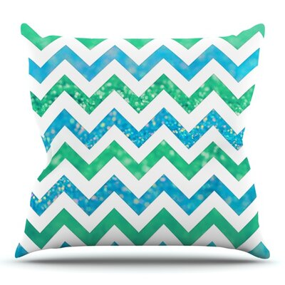 By The Sea by Beth Engel Outdoor Throw Pillow