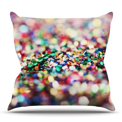 Celebrate by Beth Engel Outdoor Throw Pillow