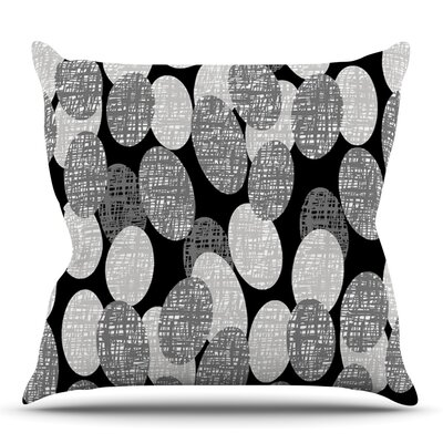 Seeds by Jacqueline Milton Outdoor Throw Pillow