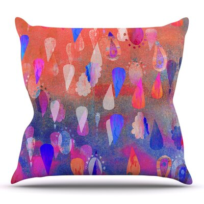 Bindi Dreaming by Nikki Strange Outdoor Throw Pillow