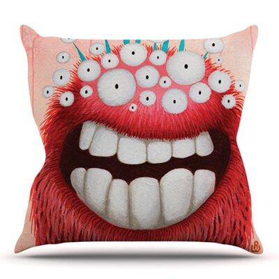 The LookOut by Rachel Kokko Outdoor Throw Pillow