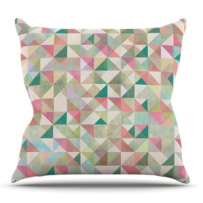 Graphic 75 by Mareike Boehmer Outdoor Throw Pillow