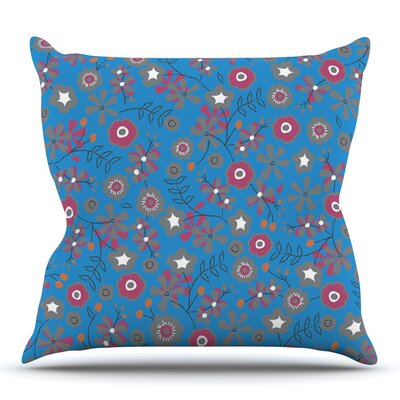 Meadow by Michelle Drew Outdoor Throw Pillow
