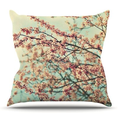 Take a Rest by Sylvia Cook Outdoor Throw Pillow