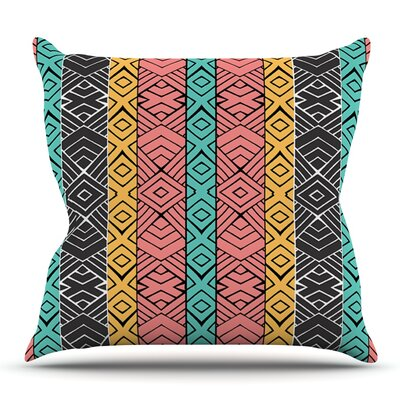 Artisian by Pom Graphic Design Outdoor Throw Pillow