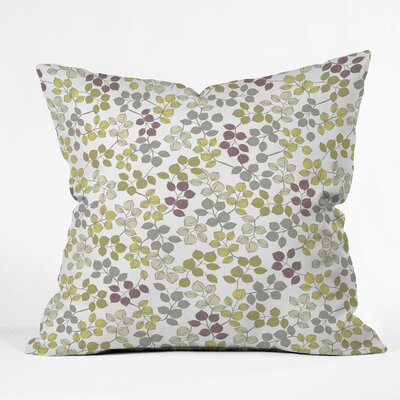Sabine Reinhart Spring Fever Polyester Throw Pillow Size: 16 H x 16 W x 4 D