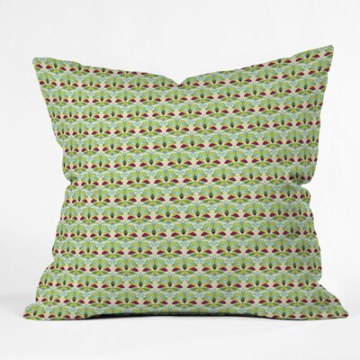 Sabine Reinhart Elili Polyester Throw Pillow Size: 16 H x 16 W x 4 D