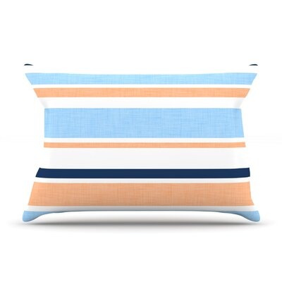 Jack Tar by Alison Coxon Cotton Pillow Sham