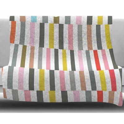 Rocolu by Fimbis Fleece Blanket Size: 60 W x 80 L