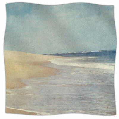 The Cape By Chelsea Victoria Fleece Blanket Size: 60 L x 50 W x 1 D