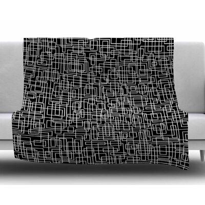 Komada V.2 by Trebam Fleece Blanket Size: 60 W x 80 L