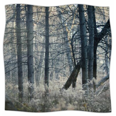 Out Of The Woods By Chelsea Victoria Fleece Blanket Size: 60 L x 50 W x 1 D