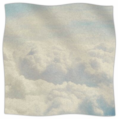 Life Is But A Dream By Chelsea Victoria Fleece Blanket Size: 60 L x 50 W x 1 D