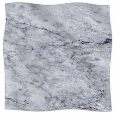 Marble By Chelsea Victoria Fleece Blanket Size: 80 L x 60 W x 1 D