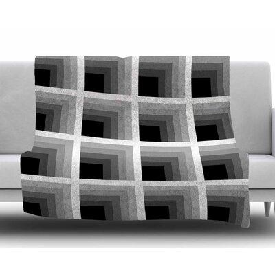 Dubina by Trebam Fleece Blanket Size: 60 W x 80 L