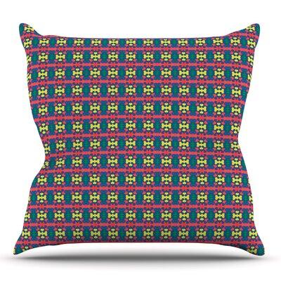 Delilah by Empire Ruhl Outdoor Throw Pillow