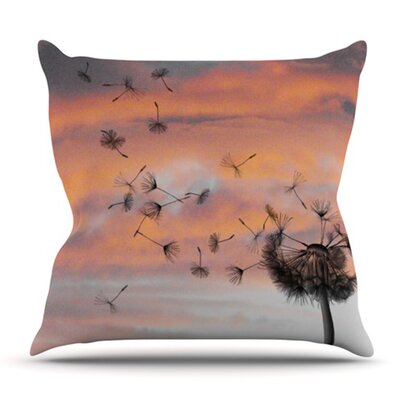 Dandy by Skye Zambrana Outdoor Throw Pillow