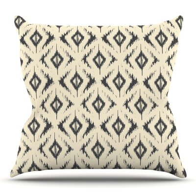 Moonrise Diaikat by Amanda Lane Outdoor Throw Pillow