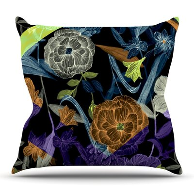 Wonder by Gabriela Fuente Outdoor Throw Pillow