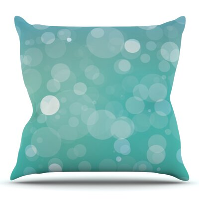 Let It Go Outdoor Throw Pillow