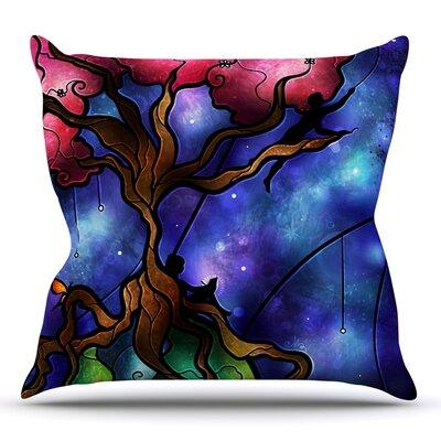 Always Us by Mandie Manzano Outdoor Throw Pillow
