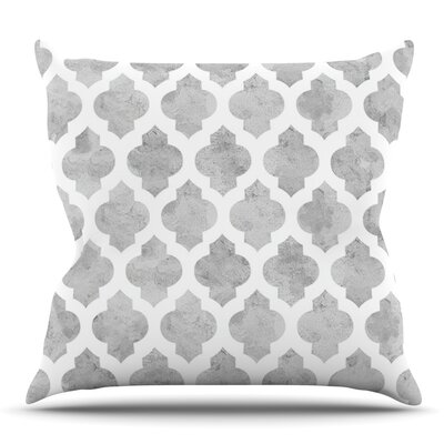Moroccan by Amanda Lane Outdoor Throw Pillow