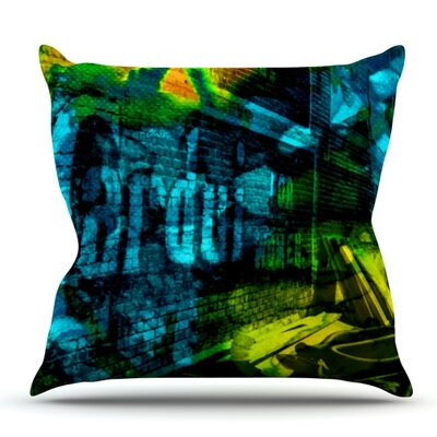 Radford by Claire Day Outdoor Throw Pillow