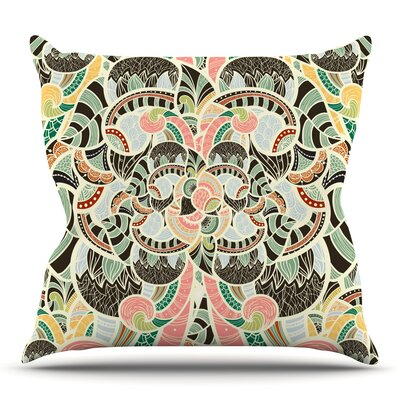 Too Much by Danny Ivan Outdoor Throw Pillow