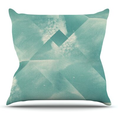 Wild Sky by Danny Ivan Outdoor Throw Pillow