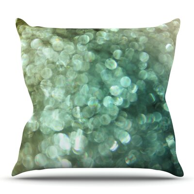 Sparkle by Debbra Obertanec Outdoor Throw Pillow