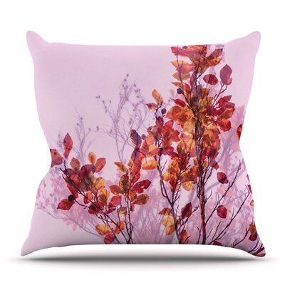 Autumn Symphony by Iris Lehnhardt Outdoor Throw Pillow