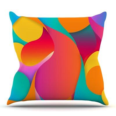 Still Life by Danny Ivan Outdoor Throw Pillow