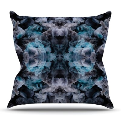 Abyss by Akwaflorell Outdoor Throw Pillow