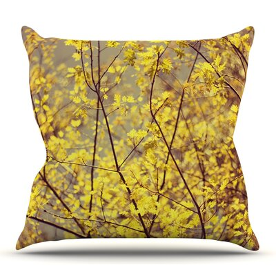Autumn by Ingrid Beddoes Outdoor Throw Pillow