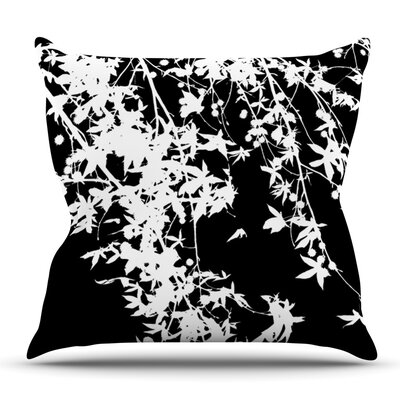 Ingrid Beddoes Outdoor Throw Pillow