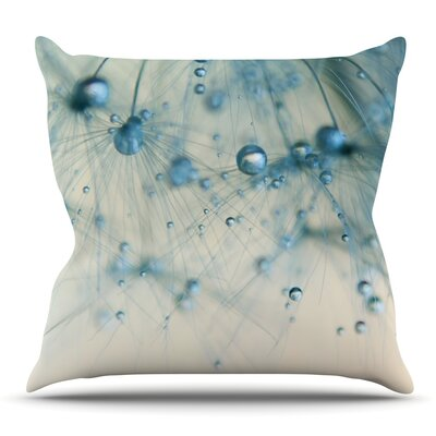 Pearls by Ingrid Beddoes Outdoor Throw Pillow