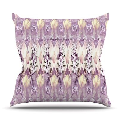Laurel85 by Suzanne Carter Outdoor Throw Pillow