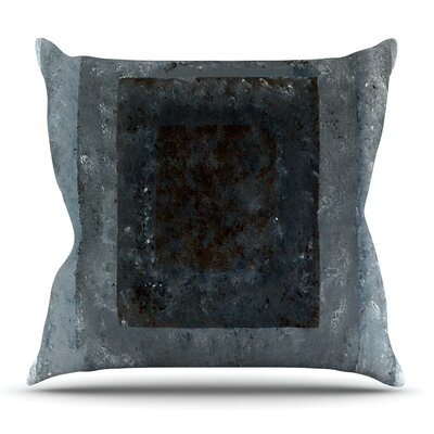 Art Box by CarolLynn Tice Outdoor Throw Pillow