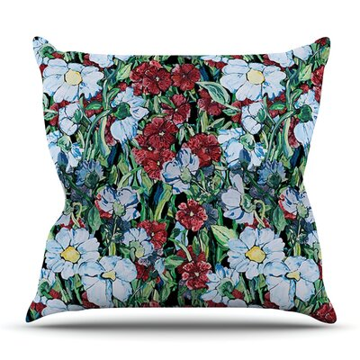 Giardino by DLKG Design Outdoor Throw Pillow