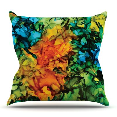Lowry by Claire Day Outdoor Throw Pillow