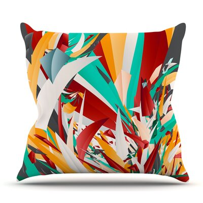 Lafaye by Danny Ivan Outdoor Throw Pillow