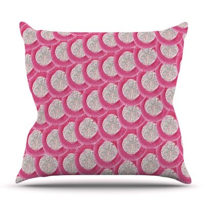 Oho Boho by Akwaflorell Outdoor Throw Pillow