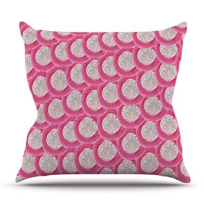 Oho Boho by Akwaflorell Outdoor Throw Pillow