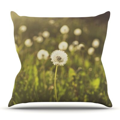 As You Wish by Libertad Leal Outdoor Throw Pillow