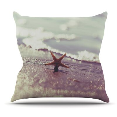 You are a Star by Libertad Leal Outdoor Throw Pillow