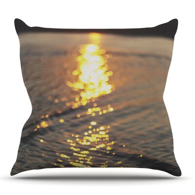 Still Waters by Libertad Leal Outdoor Throw Pillow