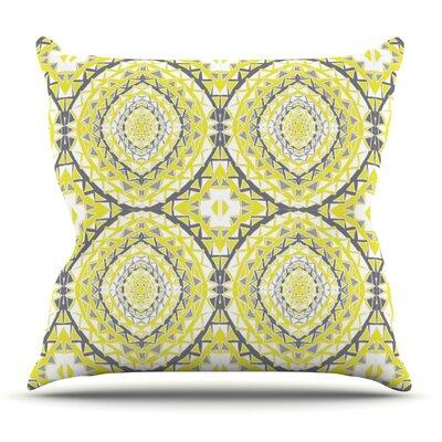Tessellation by Miranda Mol Outdoor Throw Pillow