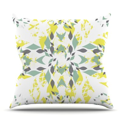 Springtide by Miranda Mol Outdoor Throw Pillow